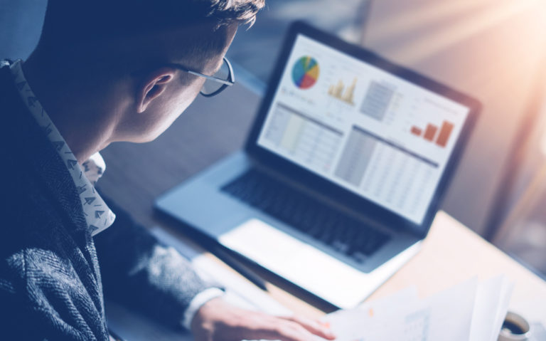 IT Asset Management Report View by IT Analyst