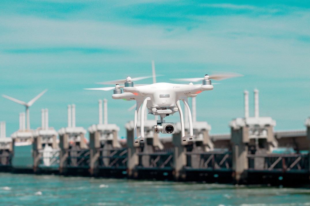 Drones for Asset Management