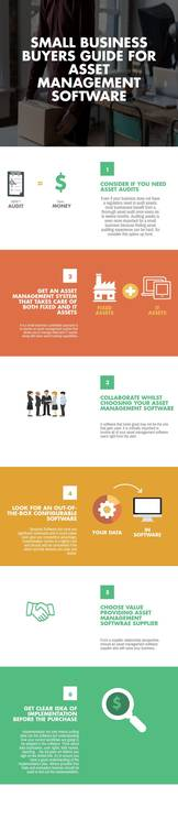 Infographic: 6 Tips for Small Businesses Looking for Asset Management Software