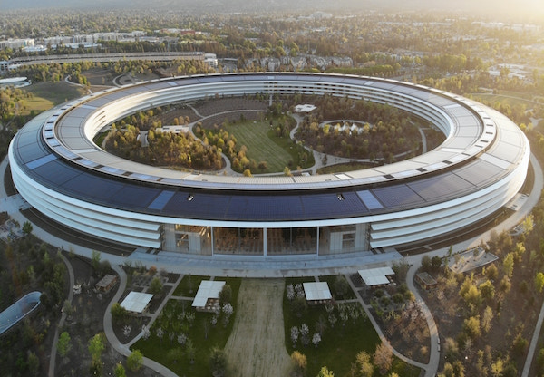 New Building Example - Apple Park