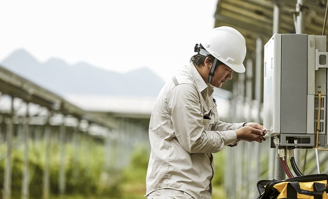 The benefits of using software for field engineer processes
